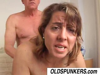 Hairy old spunkers