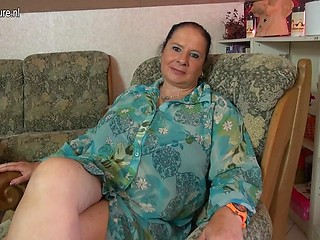 American old mom porn